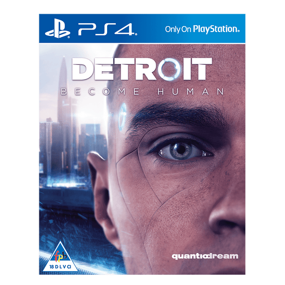 Detroit: Become Human (PS4) - KOODOO