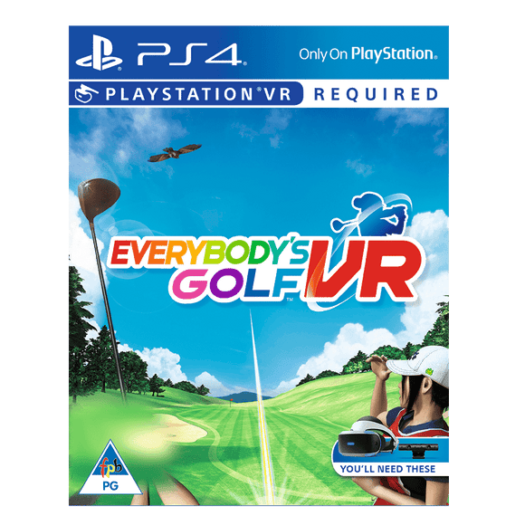 Everybody's Golf (PSVR) - KOODOO
