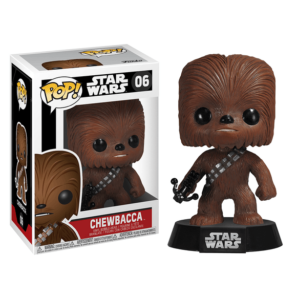Funko Pop!: Star Wars - Chewbacca - KOODOO