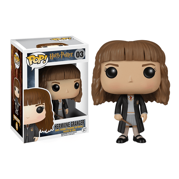 Funko Pop Vinyl Movies Harry Potter - Hermione Granger - KOODOO