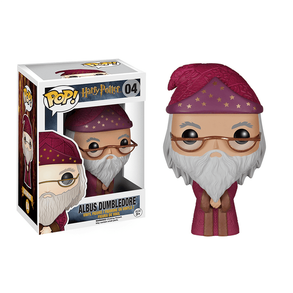 Funko Pop! Movies Harry Potter - Albus Dumbledore - KOODOO