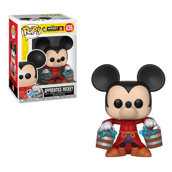 Funko Pop! Disney:Mickeys 90th Anniversary-Apprentice Mickey - KOODOO
