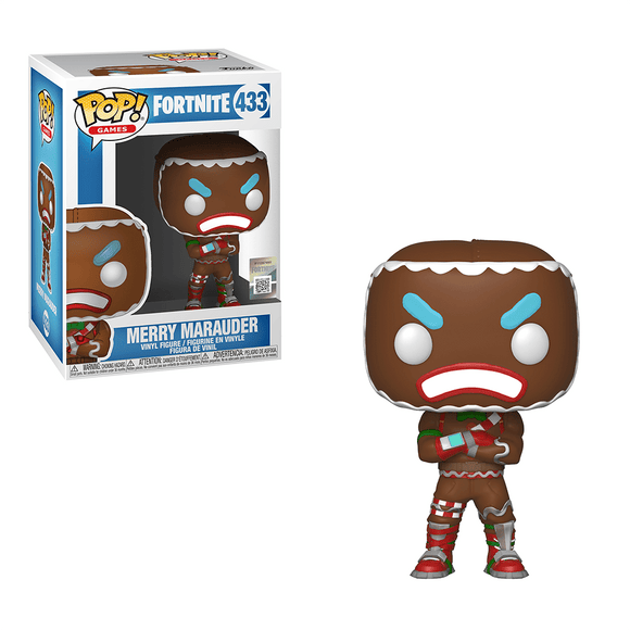 Funko Pop! Games: Fortnite - Merry Marauder - KOODOO