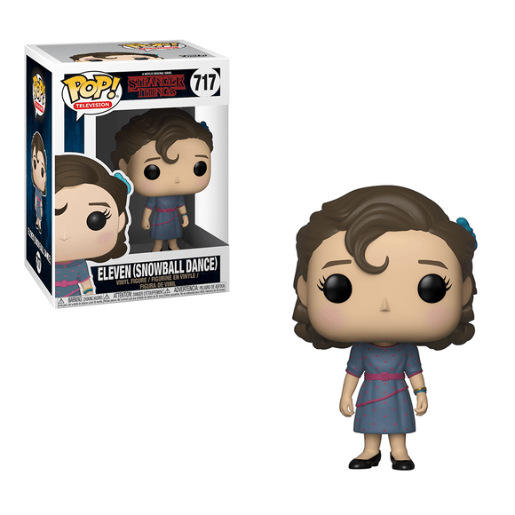 Funko Pop! Television Stranger Things - Eleven (Snowball Dance) - KOODOO