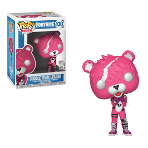 Funko Pop! Games: Fortnite - Cuddle Team Leader - KOODOO