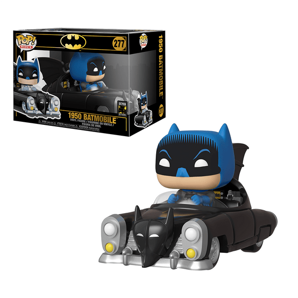 Funko Pop! Heroes:Batman 80th Anniversary-1950 Batmobile - KOODOO
