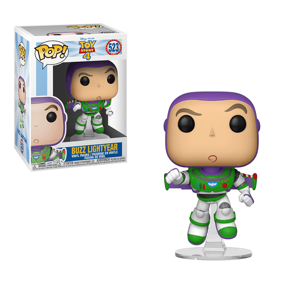 Funko Pop! Disney Pixar Toy Story 4 - Buzz Lightyear - KOODOO
