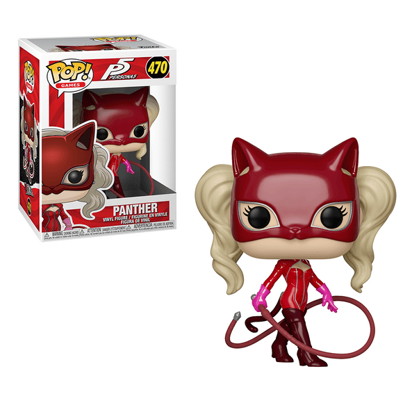 Funko Pop! Games: Persona 5-Panther - KOODOO