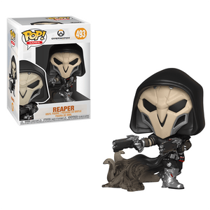 Funko Pop! Games:Overwatch Season 5-Reaper (Wraith) - KOODOO