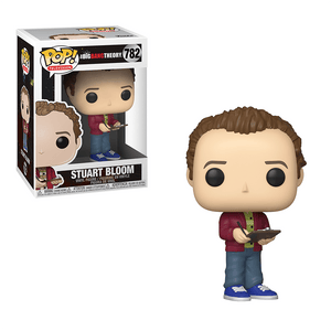 Funko Pop! Television: The Big Bang Theory - Stuart Bloom - KOODOO
