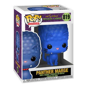 Funko Pop! Television: The Simpsons Treehouse Of Horror-Panther Marge - KOODOO