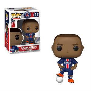 Funko Pop! Football: Paris Saint Germain-Kylian Mbappe - KOODOO