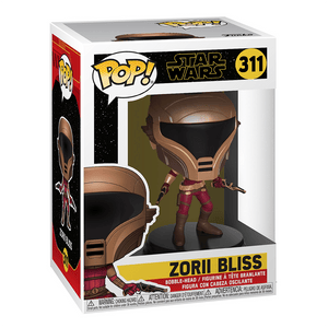 Funko Pop! Star Wars The Rise Of Skywalker - Zorii Bliss - KOODOO