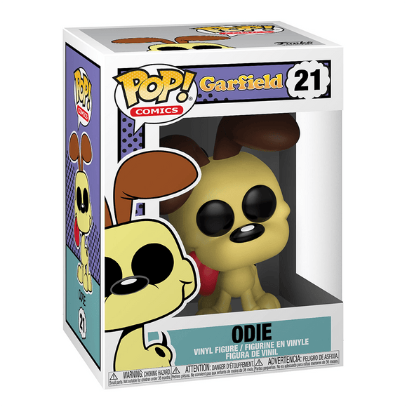 Funko Pop! Comics: Garfield - Odie - KOODOO