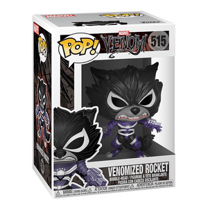 Funko Pop! Marvel: Venom - Venomized Rocket - KOODOO