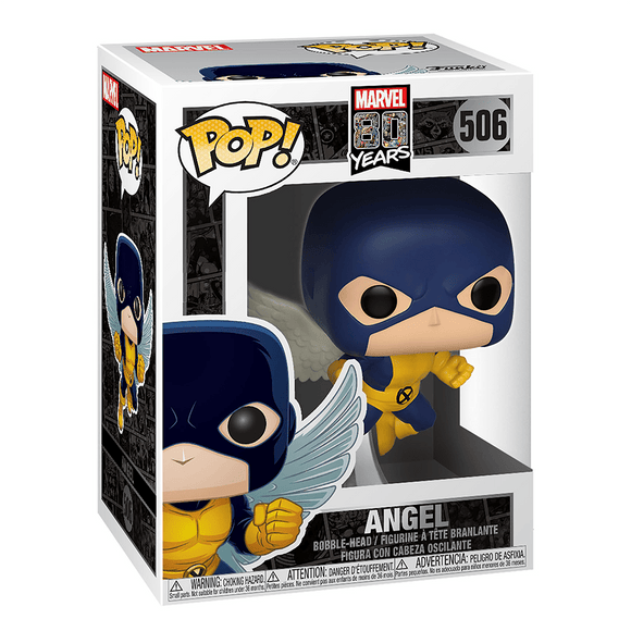 Funko Pop!:Marvel 80 Years-Angel - KOODOO