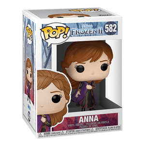 Funko Pop! Disney Frozen II - Anna With Cloak - KOODOO