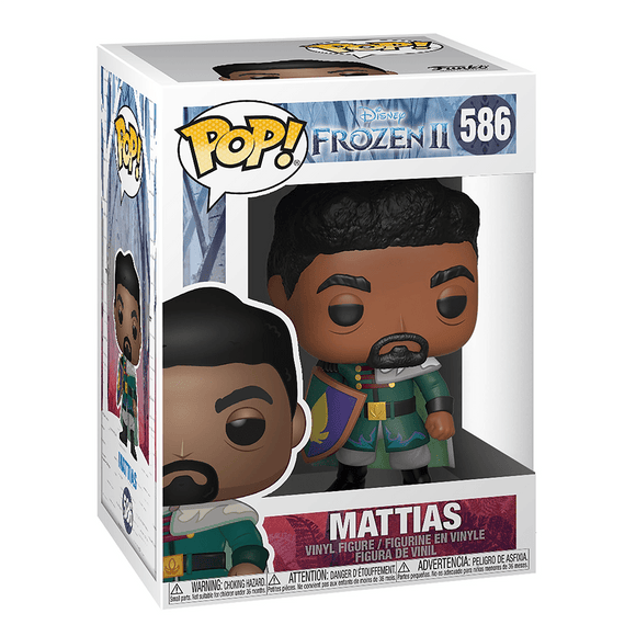 Funko Pop! Disney Frozen II - Mattias - KOODOO