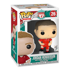 Funko Pop! Football Liverpool - Jordan Henderson - KOODOO