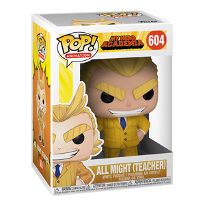 Funko Pop! Animation My Hero Academia - All Might Teacher - KOODOO