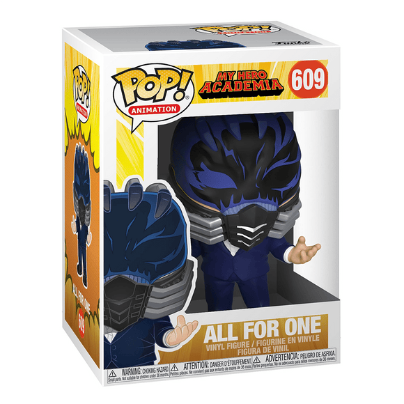 Funko Pop! Animation:My Hero Academia-All For One - KOODOO