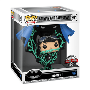 Funko Pop! Heroes: Movie Moment-Batman And Catwoman - KOODOO