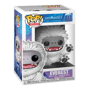 Funko Pop! Movies:Abominable-Everest - KOODOO