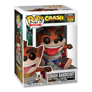 Funko Pop Games: Crash Bandicoot Season 3-Crash Bandicoot - KOODOO
