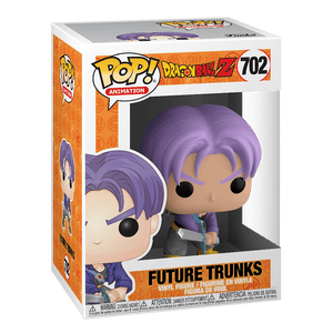 Funko Pop! Animation:Dragonballz-Future Trunks - KOODOO