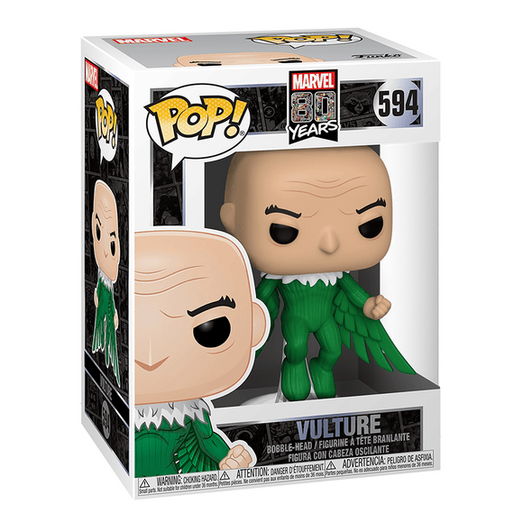 Funko Pop! Marvel: 80 Years-Vulture First Appearance - KOODOO
