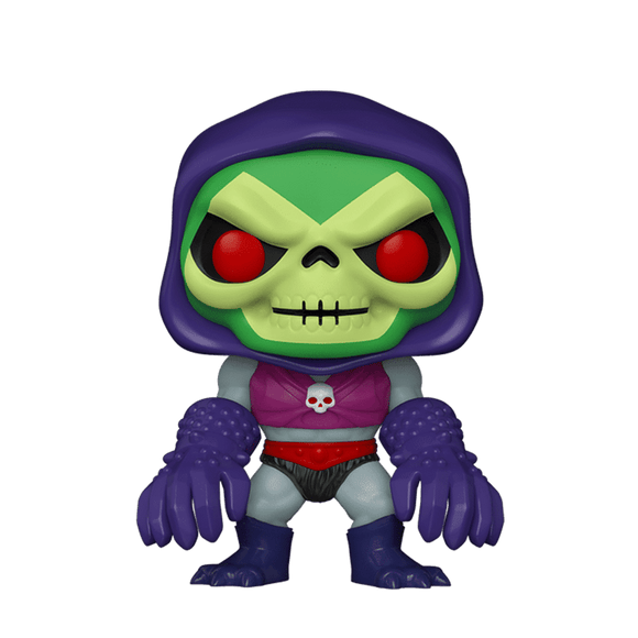 Funko Pop! Television - Masters of the Universe - Terror Claws Skeletor - KOODOO