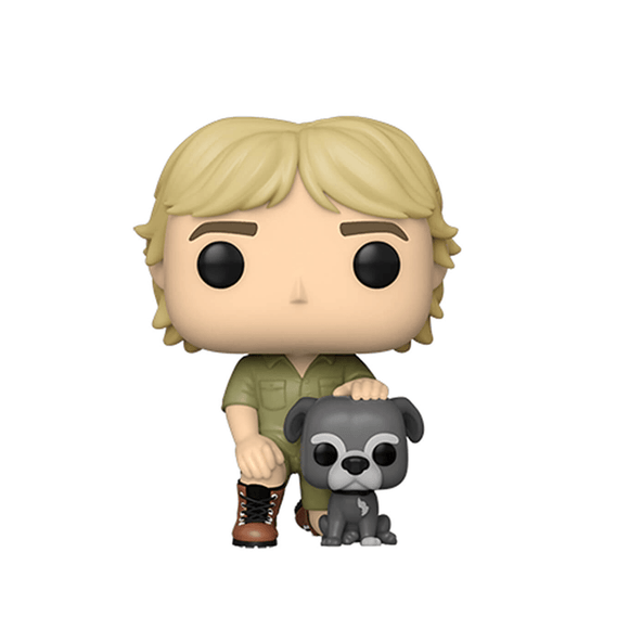 Funko Pop! Television - Crocodile Hunter - Steve Irwin with Sui - KOODOO