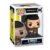 Funko Pop! Games - Cyberpunk 2077 - V-Male - KOODOO