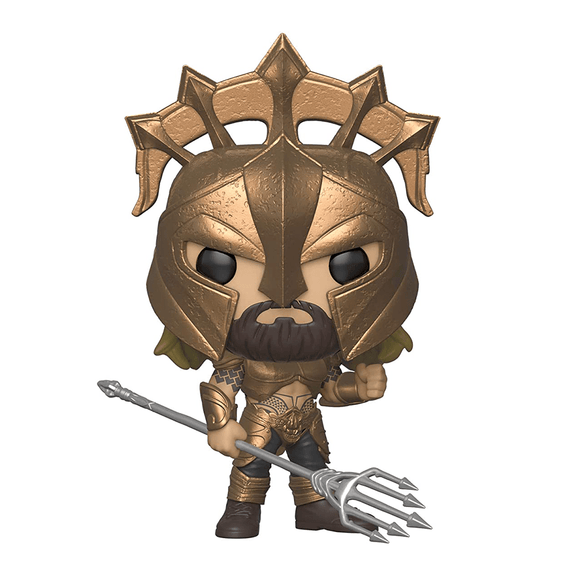 Funko Pop! Heroes - Aquaman - Arthur Curry As Gladiator - KOODOO