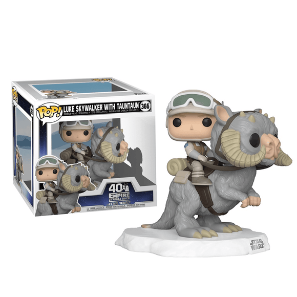 Funko Pop! Deluxe Star Wars - Luke Skywalker With Tauntaun - KOODOO