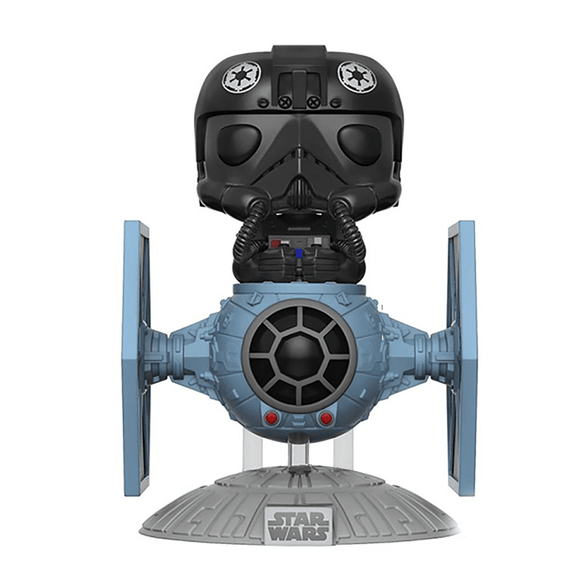 Funko POP! Star Wars - Tie Pilot with Tie Fighter - KOODOO