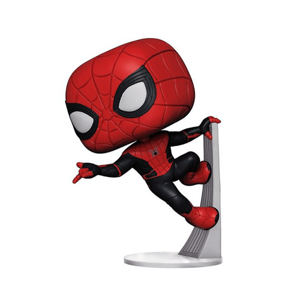 Funko Pop! Marvel: Spiderman Far from Home - Upgraded Suit - KOODOO