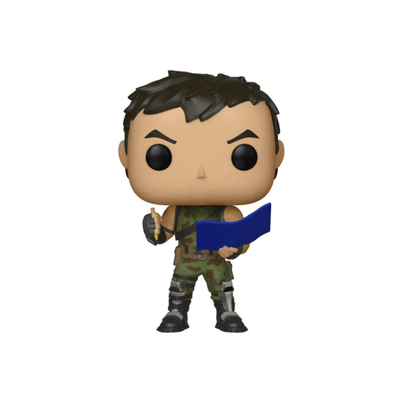 Funko Pop! Games: Fortnite - High Rise Trooper - KOODOO