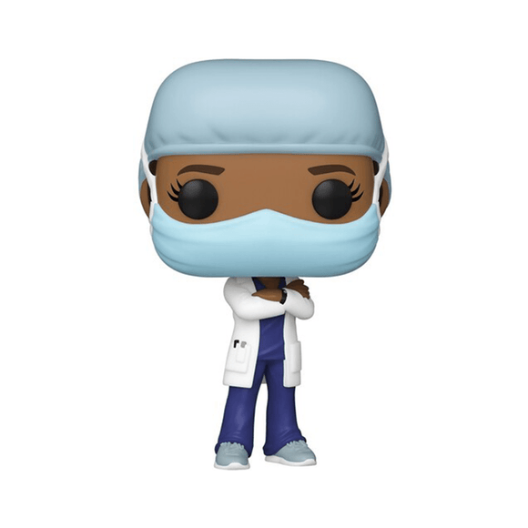Funko Pop! Heroes - Front Line Worker - Female 2 - KOODOO