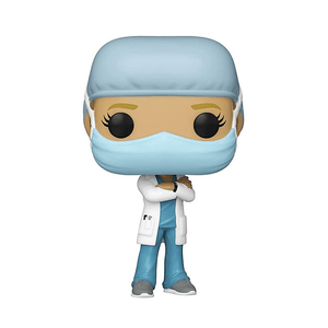 Funko Pop! Heroes - Front Line Worker - Female 1 - KOODOO