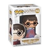 Funko Pop!:Harry Potter-Harry Potter With Invisibility Cloak - KOODOO
