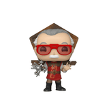 Funko Pop! Icons - Stan Lee In Ragnarok Outfit - KOODOO