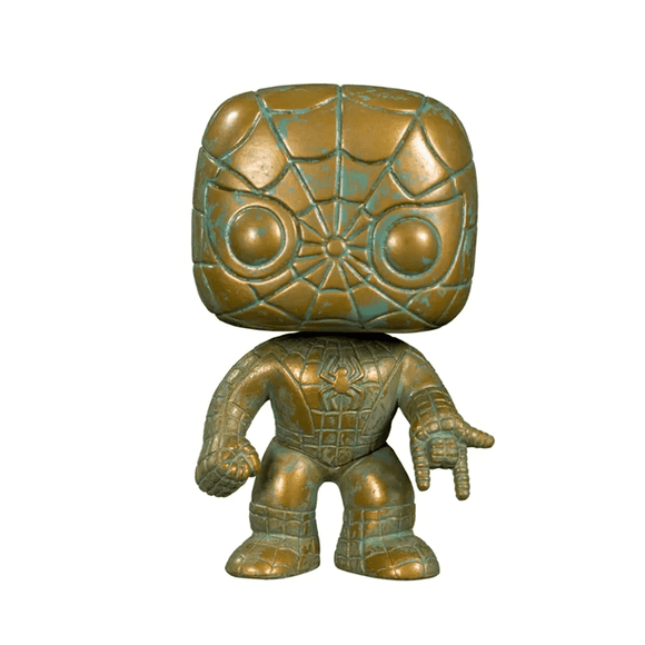 Funko Pop - Marvel 80 Years-Spider-Man (Special Edition) - KOODOO