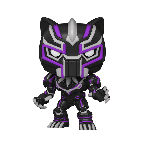 Funko Pop! Marvel - Mech - Black Panther (Glow In The Dark - Special Edition) - KOODOO