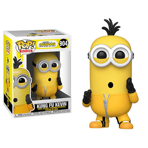 Funko Pop! Movies - Minions: The Rise of Gru - Kung Fu Kevin - KOODOO