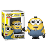 Funko Pop! Movies - Minions: The Rise of Gru - Pet Rock Otto - KOODOO