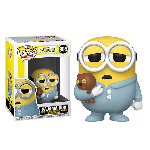 Funko Pop! Movies - Minions: The Rise of Gru - Pajama Bob - KOODOO