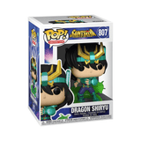 Funko Pop! Animation: Saint Seiya - Dragon Shiryu - KOODOO
