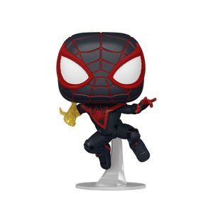 Funko Pop! Games - Marvel's Spider-Man: Miles Morales - Classic Suit - KOODOO
