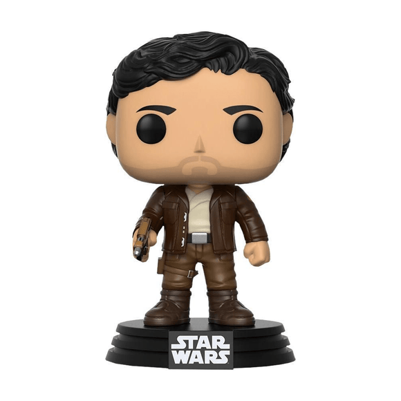 Funko Pop! Star Wars Episode 8 The Last Jedi - Poe Dameron - KOODOO